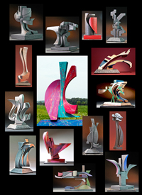 Loveland 2010  Abstract Sculpture