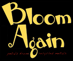 Bloom Again Logo